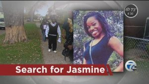 Moody's parents have gone to Detroit several times to search for their daughter. Photo courtesy of Detroit News 7.