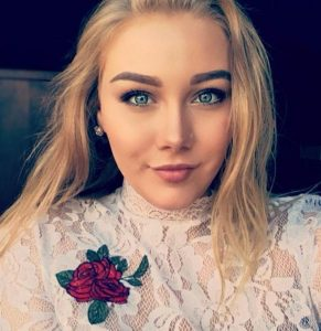 Police fear Corinna Slusser has been kidnapped into a sex trafficking ring