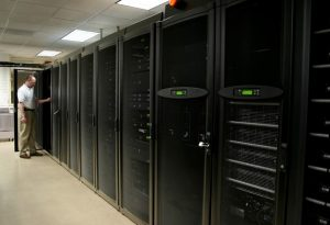 Large computer database systems are used by federal agencies.