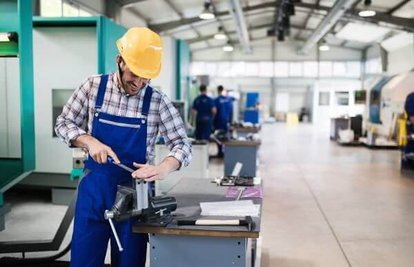 manufacturing theft