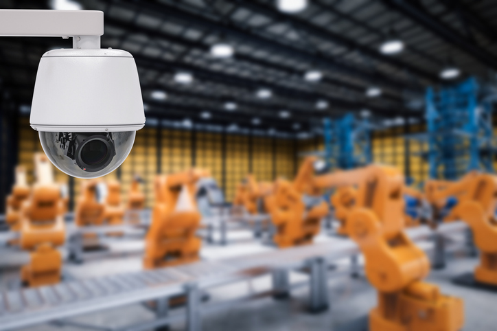 surveillance cameras with lauth investigations