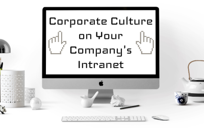 Corporate Culture on Your Company's Intranet