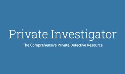 Private Investigator Info.org