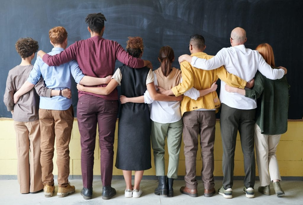 Corporate diversity improves businesses from within